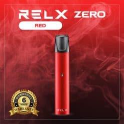 RELX Zero Classic Red