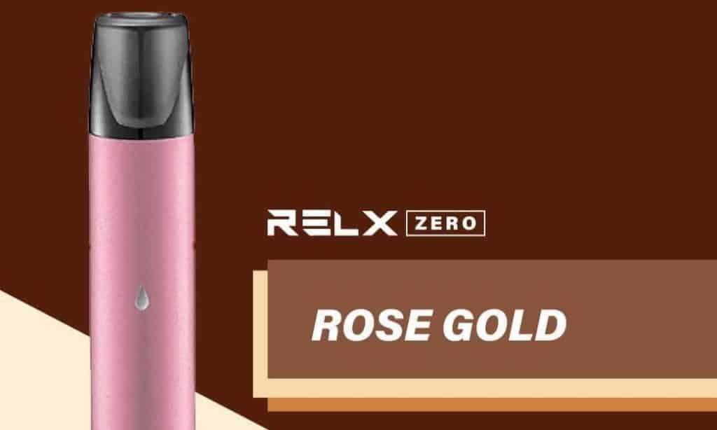 ผลิตภัณฑ์ทดแทน Relx Zero ความธรรมดาที่พิเศษกว่าใคร อยากให้คุณได้ลอง