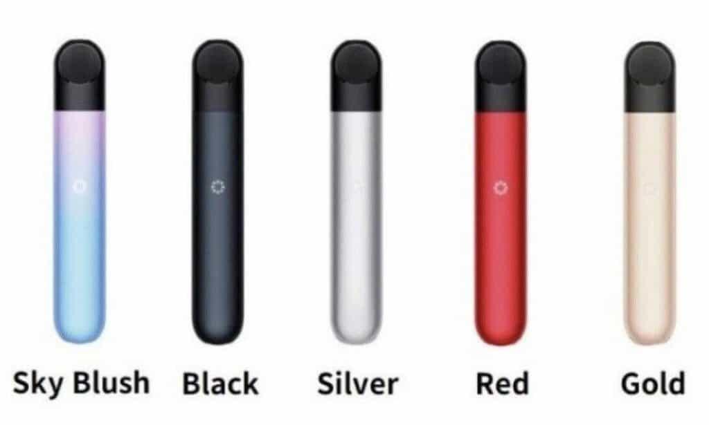 ลมหายใจสดชื่นยิ่งกว่า บุคลิกภาพดีได้แค่ใช้ผลิตภัณฑ์ทดแทน Relx Infinity
