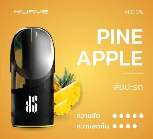 KS Kurve Pod Pineapple