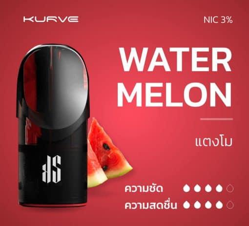 KS Kurve Pod Watermelon