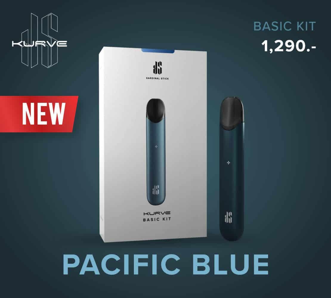 Kardinal Stick KS Kurve Pacific Blue
